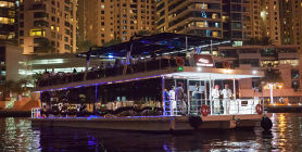 Dubai's Only Five Star Luxury Dinner Cruise
