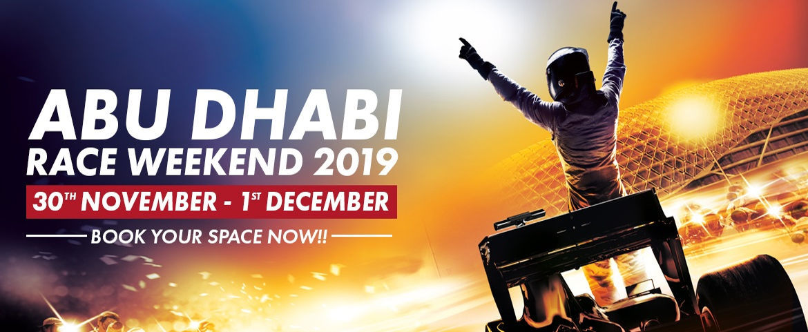 ABU DHABI RACE WEEKEND 2019