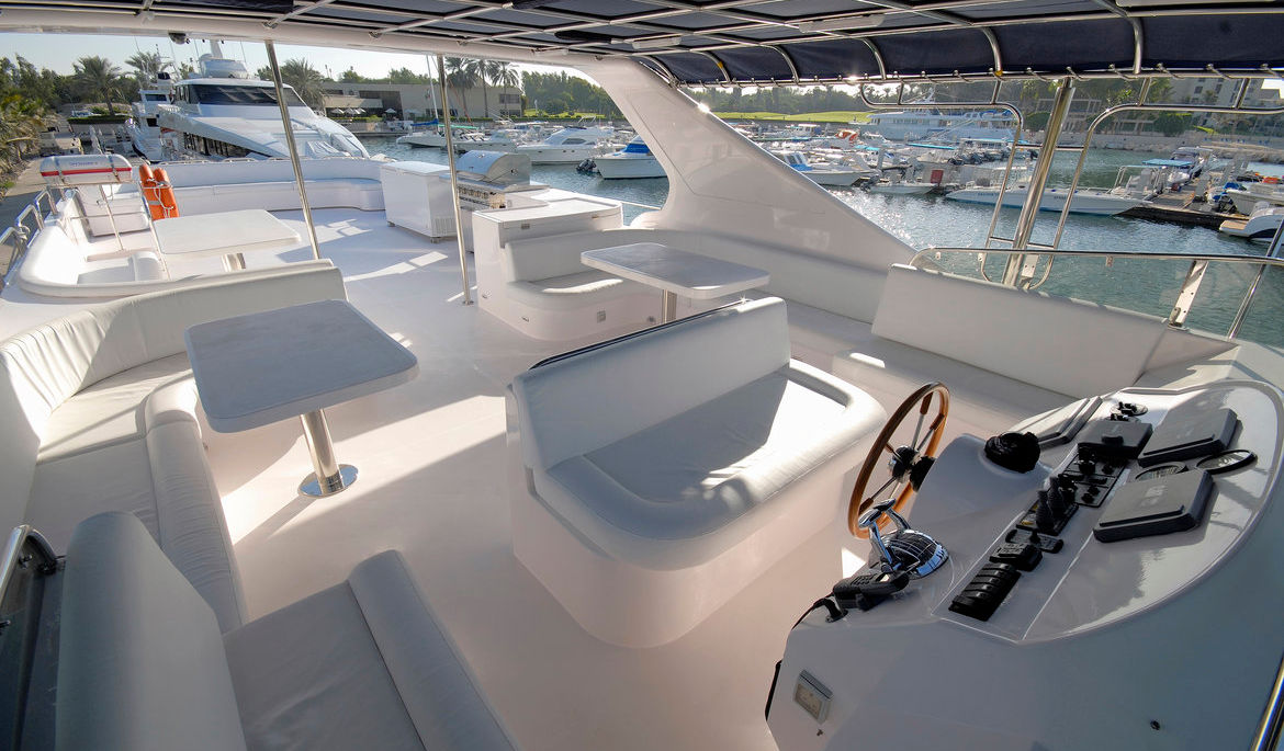 GP Abu Dhabi 2019 - 86ft Yacht