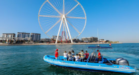 Sightseeing tour attraction - Ain Wheel