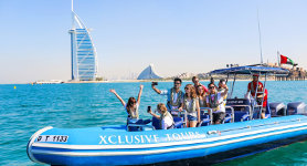 Sightseeing tour attraction - Burj Al Arab