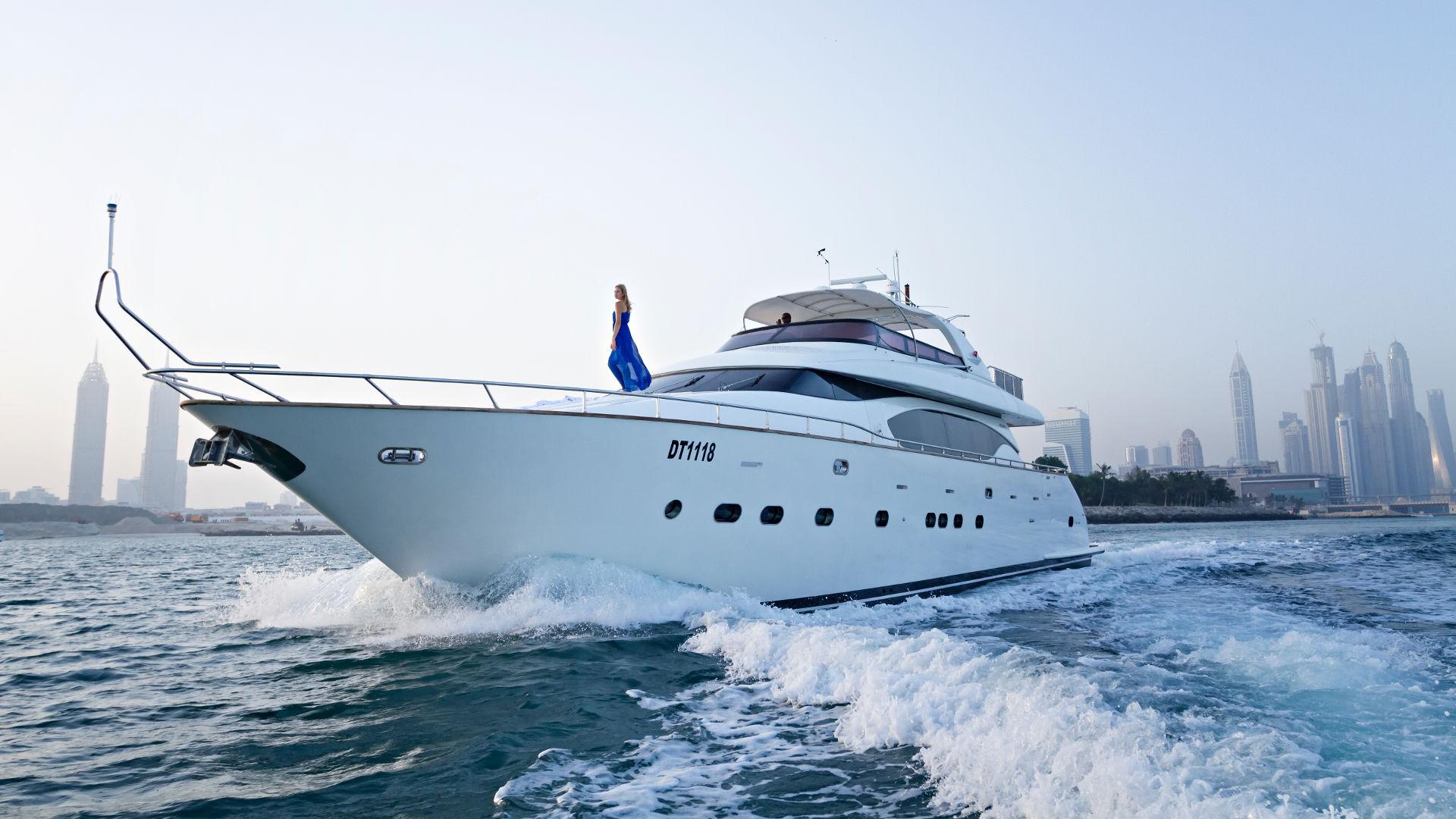 Xclusive Yachts - Yacht Rental Dubai, Luxury Yacht Charter