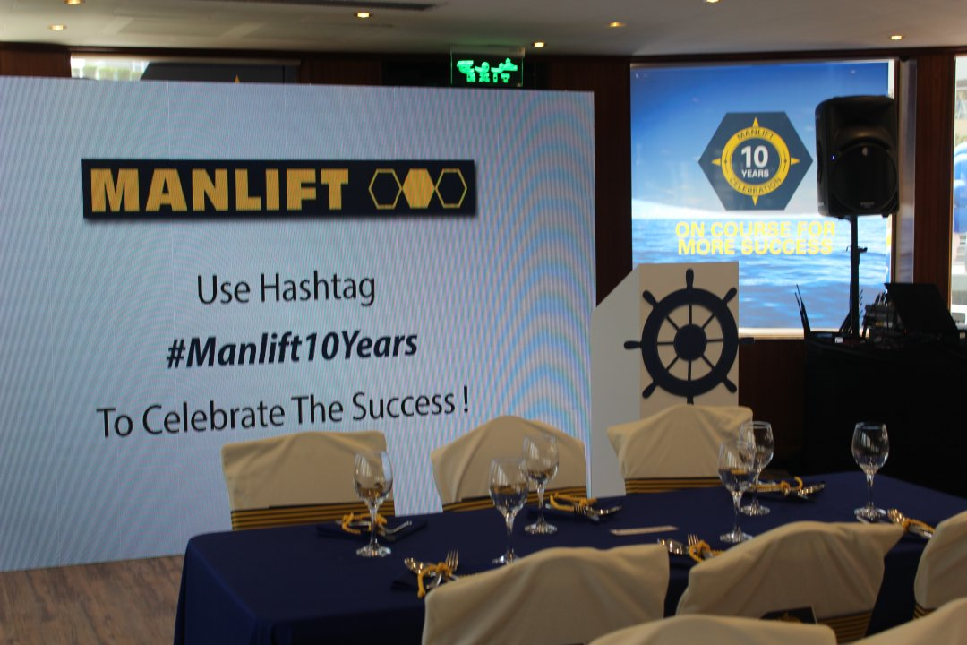 Xclusive Yachts -  MANLIFT Staff Party