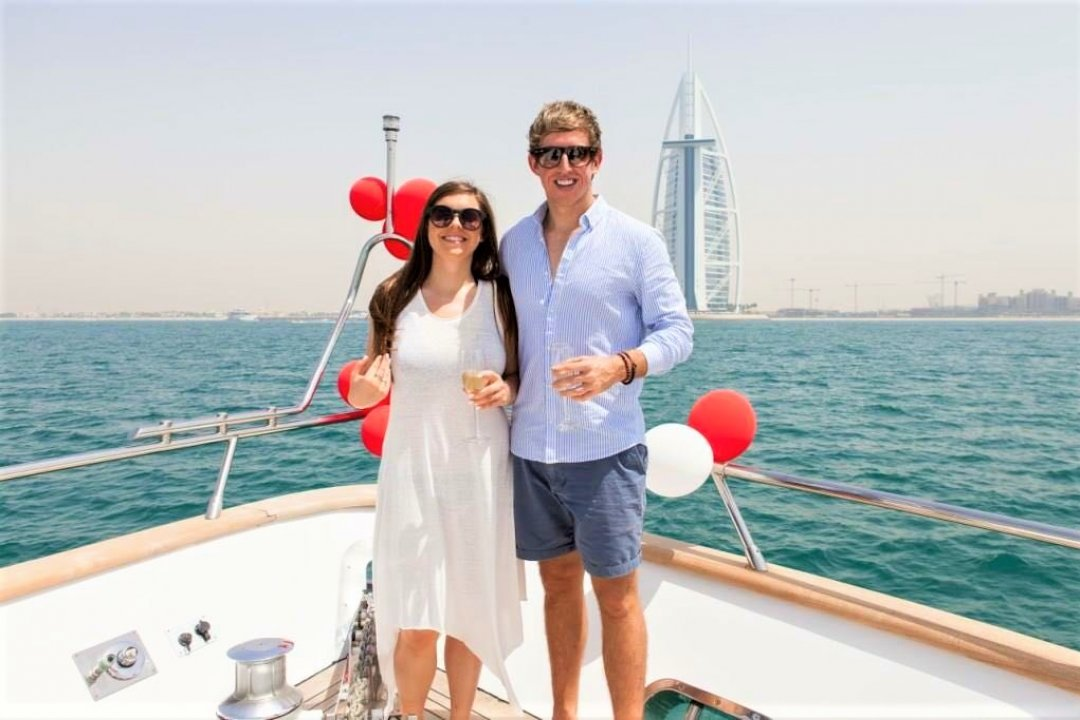 The best way to celebrate anniversary in Dubai