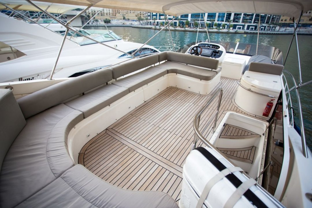 55ft Sunseeker Yacht