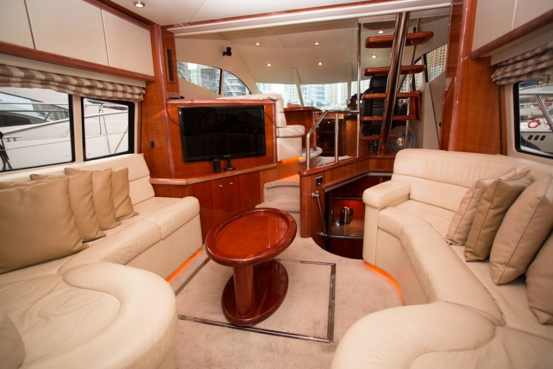 55ft Sunseeker yacht - Xclusive 33