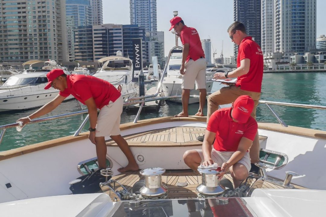 Deck Repair Service  - Xclusive Marine