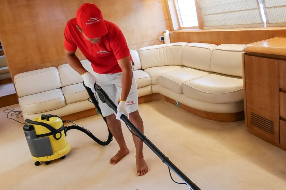 Boats and Yachts Cleaning services - Xclusive Marine