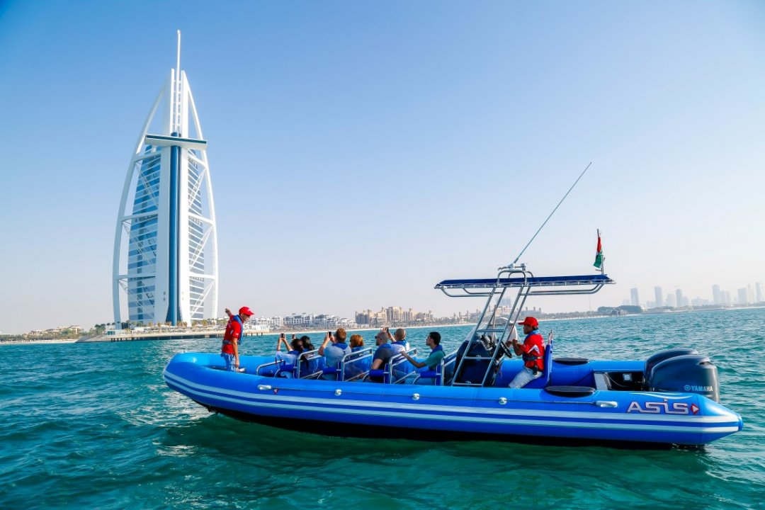 Burj Al Arab - The Palm Tours