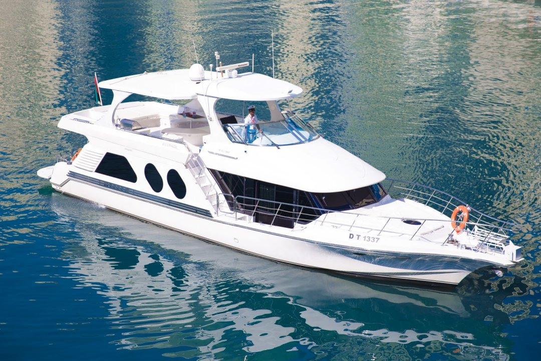 Xclusive 30:  64 Ft Yacht - NOW 1700 AED From 1900 AED