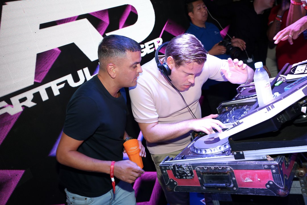 Artful Dodger - Abu Dhabi Grand Prix 2019 - Xclusive Yachts After-race Party