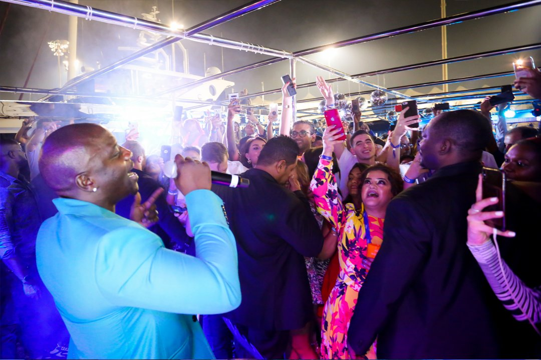 AKON - Abu Dhabi Grand Prix 2019 - Xclusive Yachts After-race Party