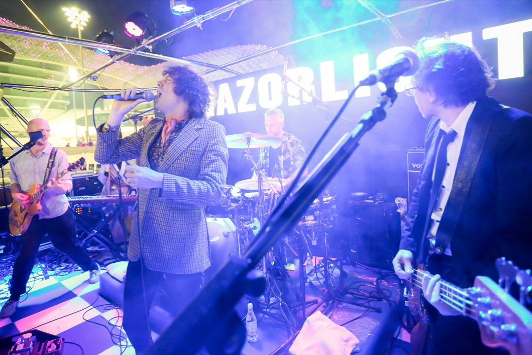 Razorlight - Abu Dhabi Grand Prix 2019 - Xclusive Yachts After-race Party