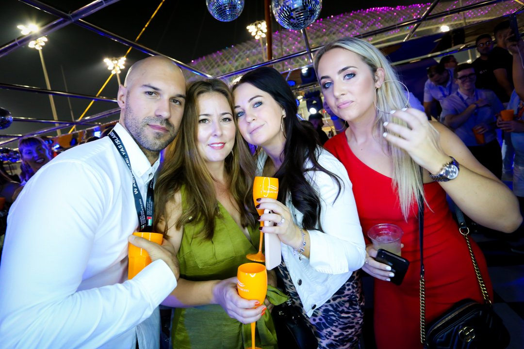 Abu Dhabi Grand Prix 2019 - Xclusive Yachts After-race Party