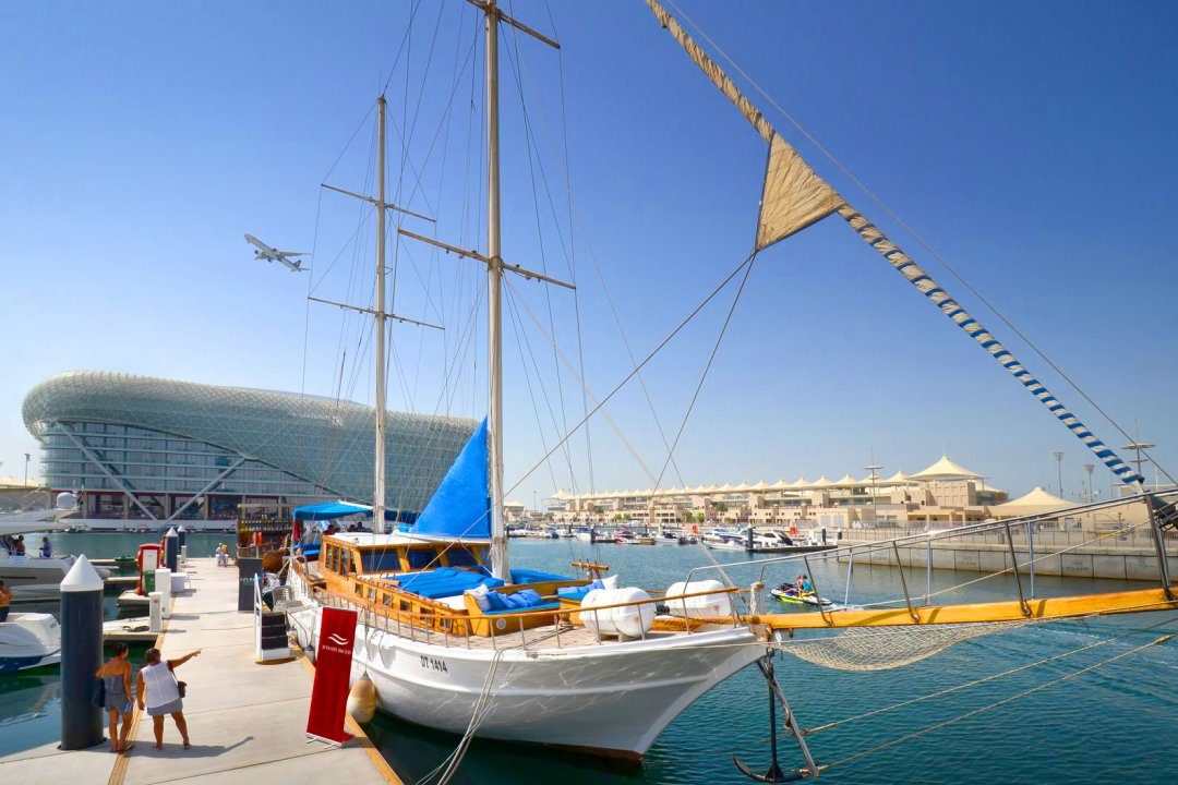 Authentic Yacht Sailing Experience - Gulet Cruise Abu Dhabi