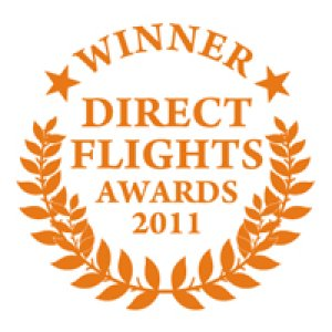 Winner Tour operator of the year MENA - Direct Flights Awards 2011