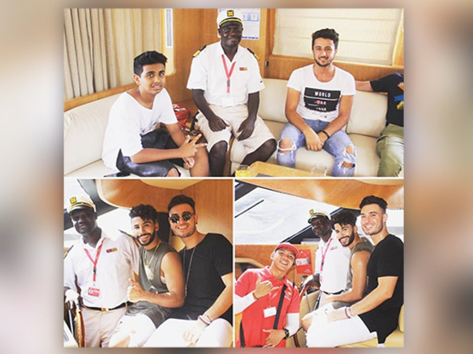 Rashed Belhasa & Adam Saleh