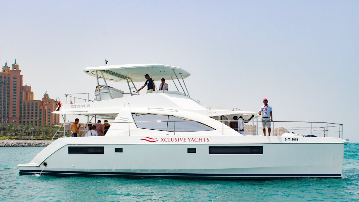 Yacht Rental in Dubai